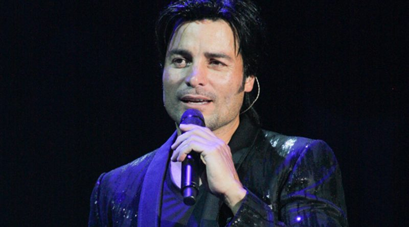 """Chayanne: """"Quiero complacer a todas"""""""